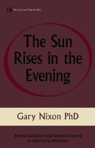 First Chapter Preview: The Sun Rises in the Evening by Gary Nixon