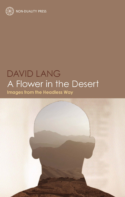 First Chapter Preview: A Flower in the Desert by David Lang