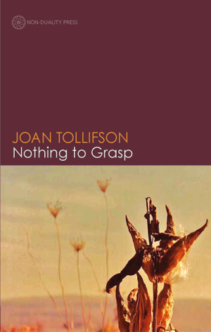 First Chapter Preview: Nothing to Grasp by Joan Tollifson