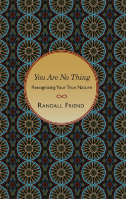 First Chapter Preview: You Are No Thing by Randall Friend