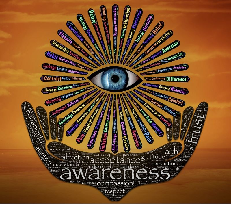 VIDEO: Stand as Awareness – RIGHT NOW!!
