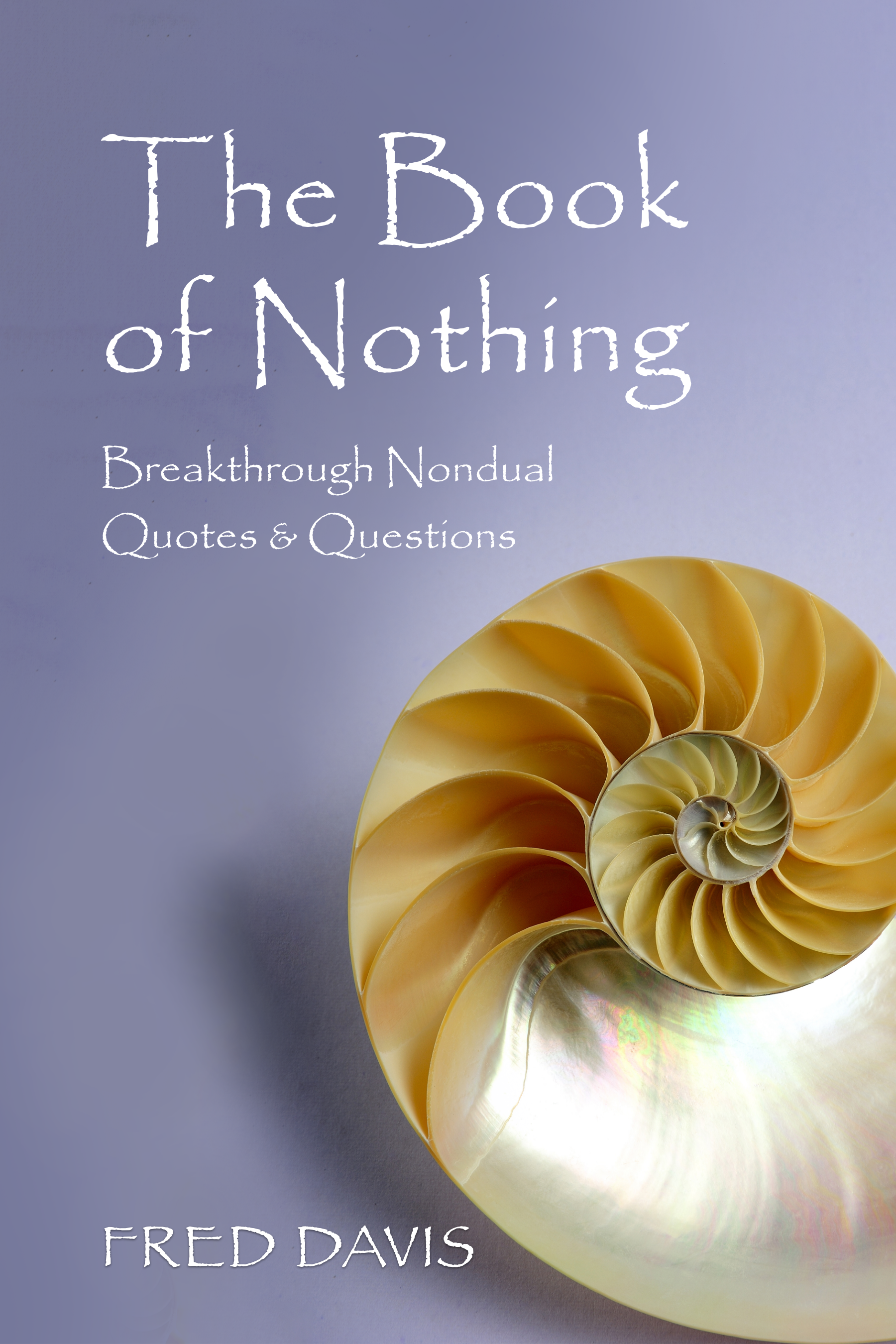 Book of Nothing final cover