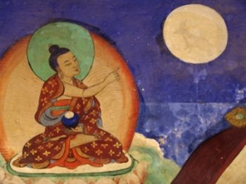 Buddha pointing finger at the Moon (300x225)