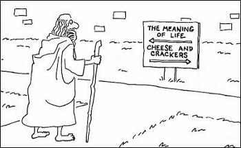 Cartoon Post: Choices, Choices
