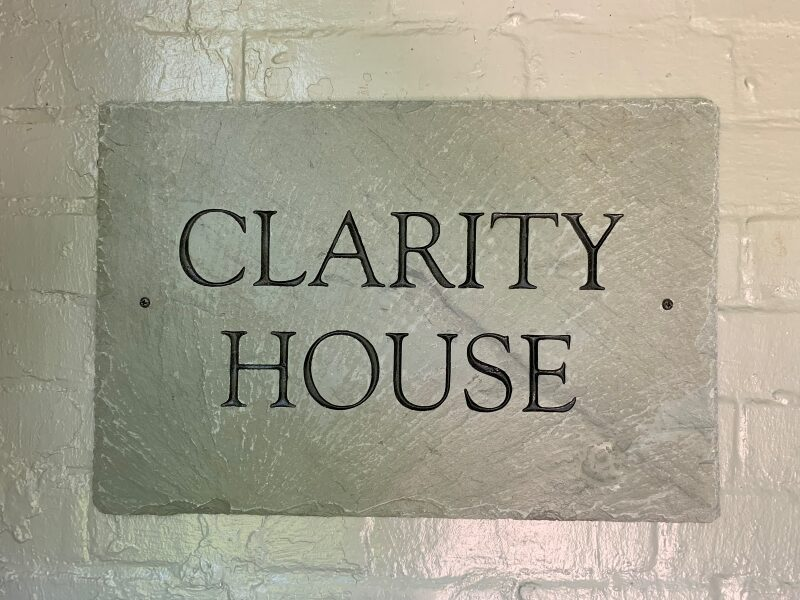 PHOTOS: Very Early Spring at Clarity House