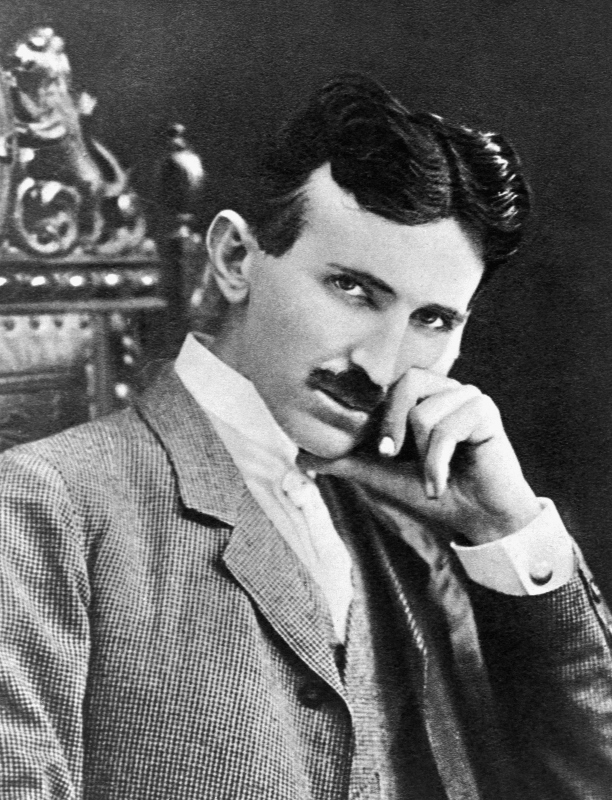Wisdom from the World: Nikola Tesla