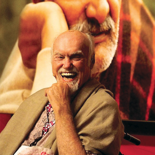 Even Giants Die: Baba Ram Dass Passes