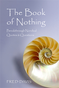 The Book Of Nothing by Fred Davis