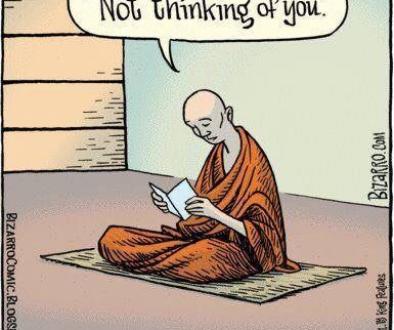 Zen Birthday Card