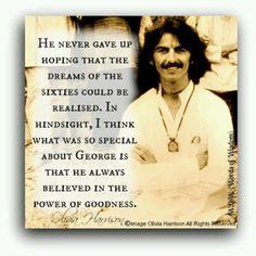 Wisdom from George Harrison